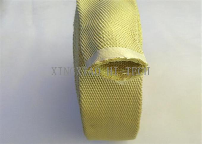 High Tensile Strength High Temp Wire Insulation Sleeve Electrical Cable Protection