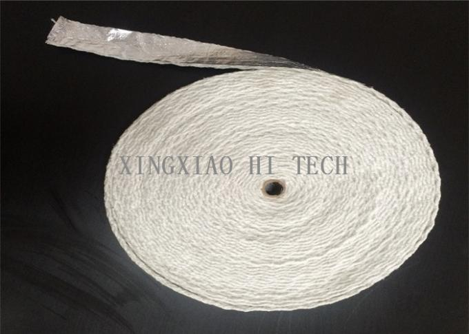 Aluminum Foil Coated Insulation Ceramic Fiber Tape Fireproof Heavy Duty