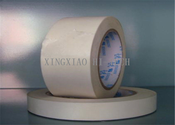 155℃ Electrical Nomex Insulation Tape Material White Color High Tensile Strength